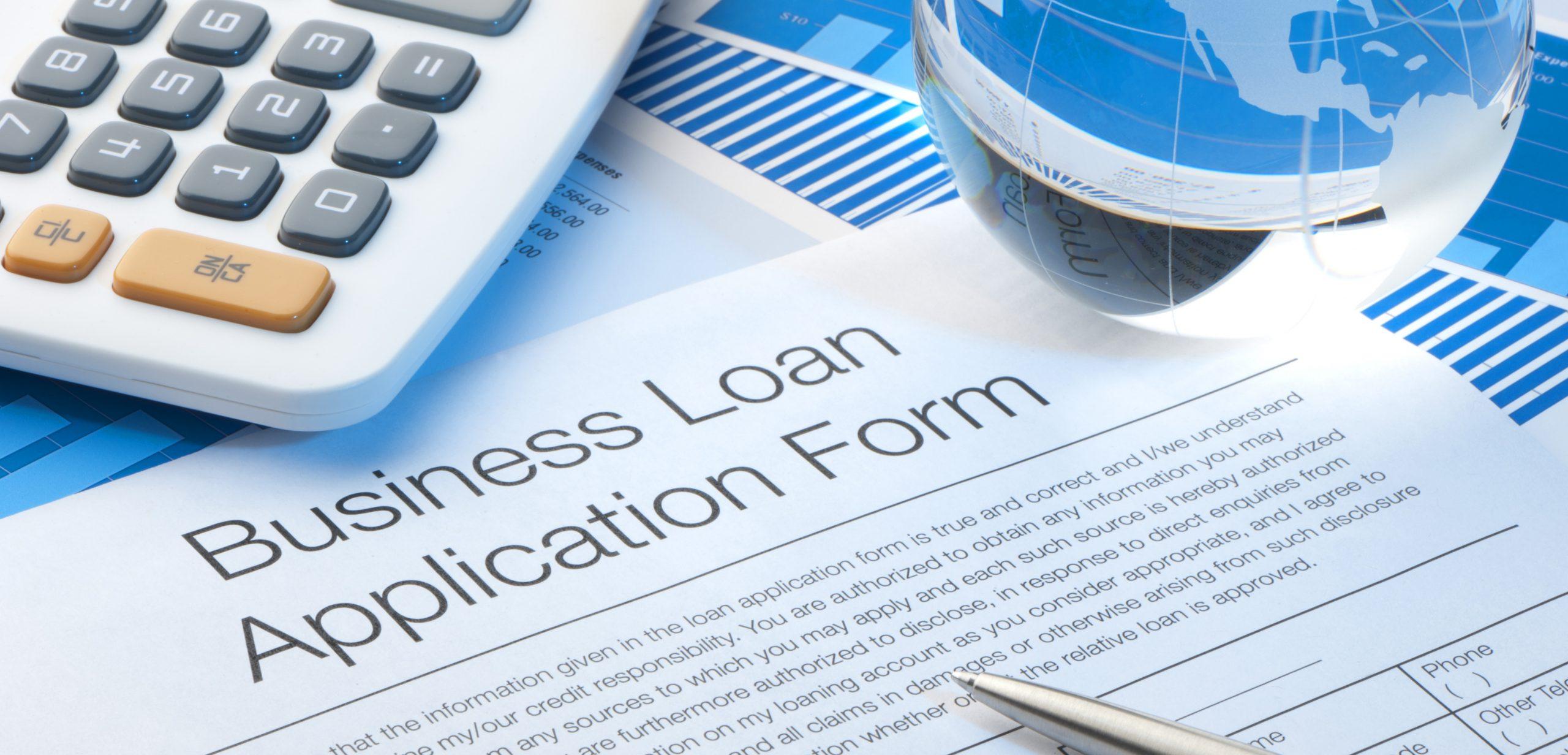 a business loan
